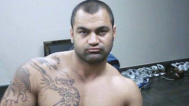 One of Australia's most wanted ... Hakan Ayiki.
