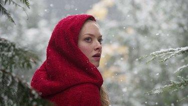 Amanda Seyfried as Valerie in <em>Red Riding Hood</em>.