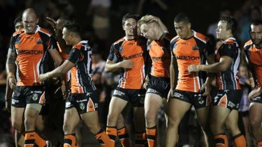 Wests Tigers have been struck down by a series of infections just days out from their NRL season opener against St George Illawarra.