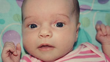 Seven-week-old Isabella Diefenbach fell from a balcony and died in May 2010 after slipping from her father's arms when his foot went through a piece of timber decking at their rented home at Yeppoon, central Queensland.