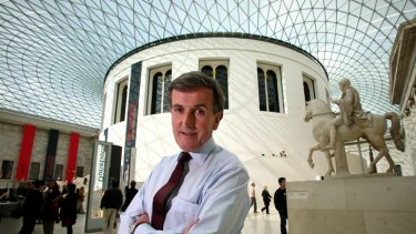 Celebrated author and BBC presenter Neil MacGregor says travelling exhibitions are important for modern societies.