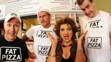 Mamma Mia: <i>Fat Pizza vs Housos</i> takes Sunnyvale by storm.