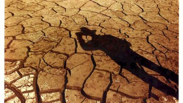 A new report says declining rainfall in southern NSW and Victoria is among the threats faced by Australia.