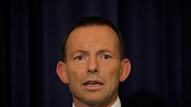 """""""Abbott does have a streak of bogan in his essence."""""""
