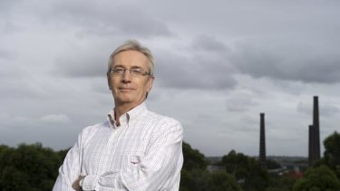 Nick Minchin in <i>I Can Change Your Mind about Climate</i>.