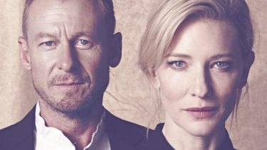 Richard Roxburgh and Cate Blanchett will star in <i>The Present</i>.