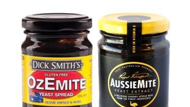 Ozemite versus Aussiemite.