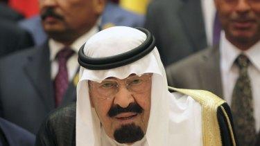 King Abdullah bin Abdulaziz had a questionable record on human rights.