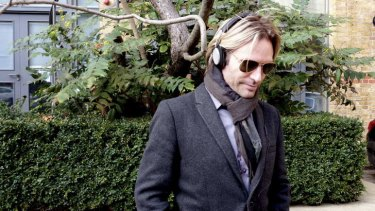 Phenomenon: Composer Eric Whitacre, whose works the Sydney Philharmonia Choirs gave full voice.