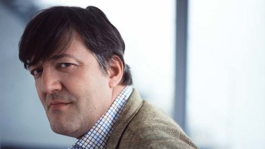 'Sometimes I'm ashamed of the business I'm in': Stephen Fry.