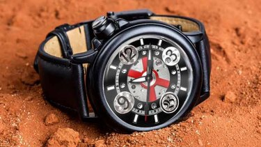 Bausele's new Sport Automatic model puts the brand on par with other luxury watchmakers.