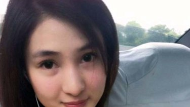 Guo Meimei Baby ... accused of taking money that was meant for charity.