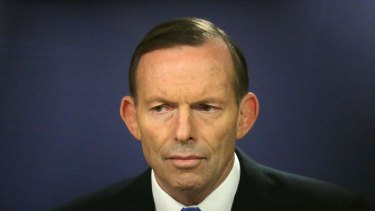 Tony Abbott will be absent from Sunday's LNP Queensland election campaign launch