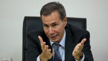 Prosecutor Alberto Nisman was to give evidence against the president.