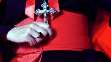 """""""For the first millennium, married priests were commonplace in all churches""""."""