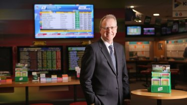 Tabcorp CEO David Attenborough will wait until October for a vote on the $11 billion Tatts merger.