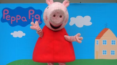 Not Everyone Loves Peppa Pig When Tv Shows Make Kids Naughty