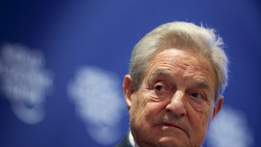 Billionaire investor George Soros has painted a bleak picture if Britain exits the bloc.