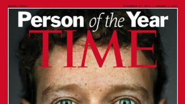 Mark Zuckerberg ... chief executive of Facebook.