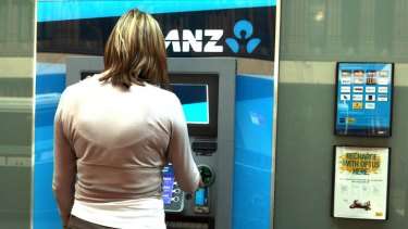 ANZ plans to cut its customer account policing staff by one-sixth.