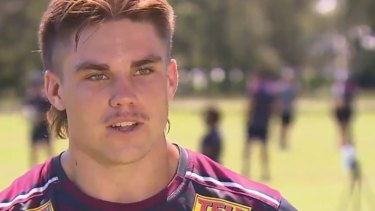 The Queensland Reds secure the signatures of five highly talented youngsters.