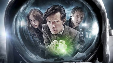 Fast-tracked ... <i>Doctor Who</i>.