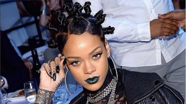 Rihanna is tipped to release <i>R8</i> in 2015.
