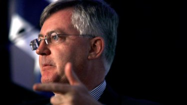 Pointing the way ... Martin Parkinson says the fiscal consolidation won't be as tough as it looks.