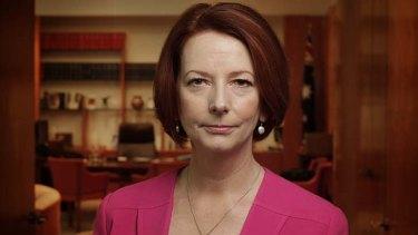Prime Minister Julia Gillard