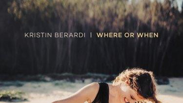 Kristin Berardi, album cover