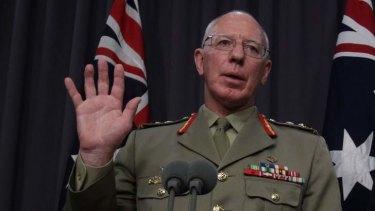 General David Hurley.