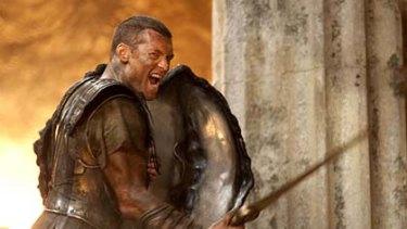 Sam Worthington in <i>Clash of the Titans</i>.