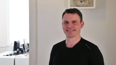 Rob Fanshawe is the latest online disruptor to take a tilt at the recruitment industry.