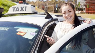 The apps are touted as being more convenient, reliable and cheaper for users through reduced fees but the taxi industry says they're unsafe.