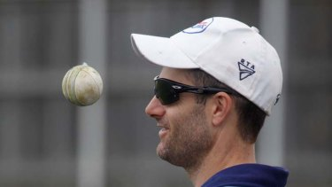 """""""Disappointed and frustrated"""" ... veteran Simon Katich was overlooked by Cricket Australia."""