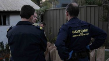 Customs officers have had a busy year, seizing nearly double the number of counterfeit items that were discovered in 2013.