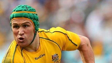 Matt Giteau has paid the price for Australia's loss to Samoa.