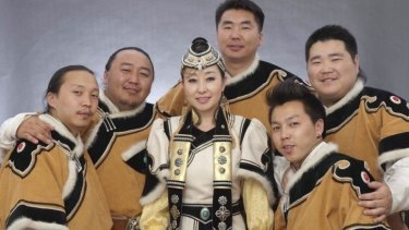 Khusugtun's music evokes their remarkable Mongolian culture.