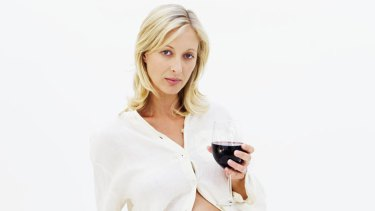 "Drinking while pregnant ... ""it's generally understood that low levels are ok""."