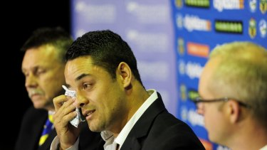 Just a kid from Minto: Jarryd Hayne has big NFL dreams but will he make the grade?