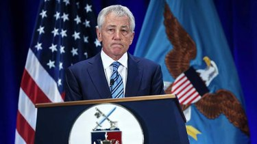 """They have nuclear capacity now. They have missile delivery capacity now. We have to take those threats seriously"":  U.S. Secretary of Defence Chuck Hagel."