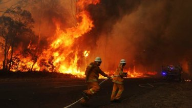 Early bushfires should surprise no one: The warning signs were all there.