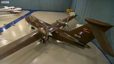 BAE's pilotless passenger plane.