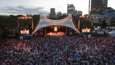 """The Sydney Festival has struggled to maintain the proportional contribution of both box office income and sponsorship to the festival's overall economy."""