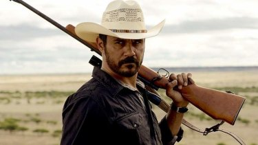 Australian actor Aaron Pedersen has been nominated for a best actor award at the Asia Pacific Screen Awards for his role in the Queensland-filmed <i>Mystery Road</i>.