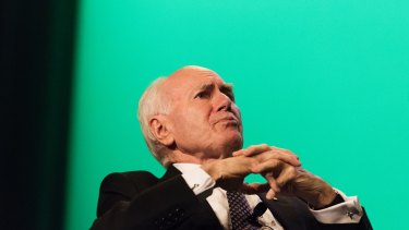 John Howard was always good at taking a much needed break.
