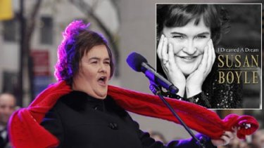 susan boyle pulls out of logie awards. Black Bedroom Furniture Sets. Home Design Ideas