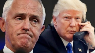 Australian Prime Minister Malcolm Turnbull has declined to criticise President Trump's executive order.