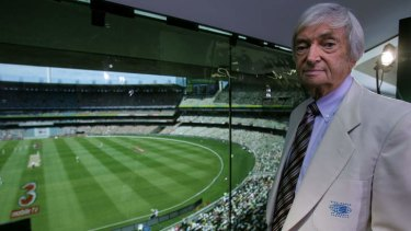 National treasure: Richie Benaud is expected to return to the commentary box during the Ashes series.
