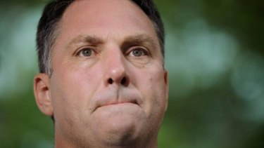 Anxieties about turnbacks: Labor's immigration spokesman Richard Marles.